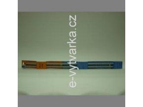 Jehlice na pletení č.6,0 plastové