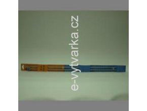 Jehlice na pletení č.2,5 hliníkové