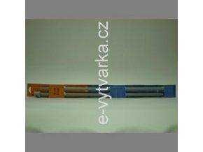 Jehlice na pletení č.8,0 plastové