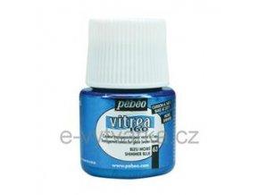 Třpytivá barva na sklo Pébeo Vitrea 160 (45 ml) - 6 odst.