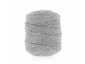 Eco Barbante 50g - Gris