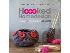 Kniha Hoooked Homedesign