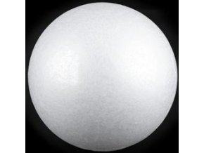 Polystyrenová koule pr. 25 cm
