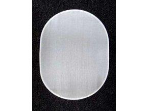 Rámeček ovál - 15 x 20 cm, Pongé 5