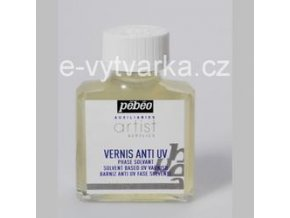 Anti-UV lak Pébeo Auxiliaries Artist Acrylics (75 ml)