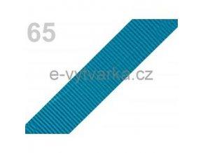 Popruh polypropylén š.24mm (5m) - zelená tyrkys