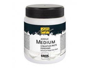 Strukturovací pasta - jemný písek (250 ml)