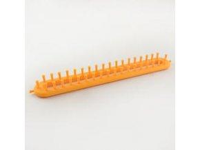 Pomůcka pro pletení - obdélníková 36 cm