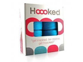 SET Hoooked Zpagetti Puff - Flying Blue