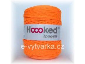 Hoooked Zpagetti - neon orange (120 m)