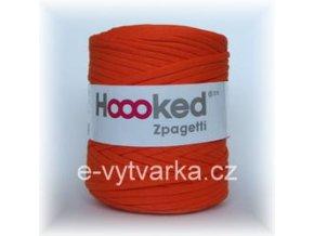 Hoooked Zpagetti - just orange (120 m)