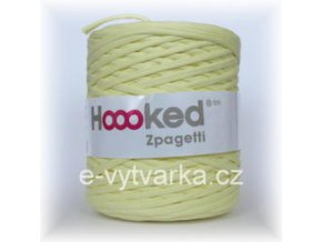 Hoooked Zpagetti - lemon icecream (120 m)