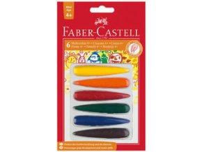 Plastové pastelky do dlaně 4plus, BL 6ks