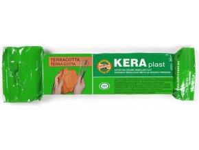 Modelovací hmota Keraplast (300g) - terakota