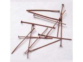 Ketlovací nýty 30 mm (50-1000ks) - staroměď