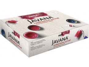 Sada Blokování barev na textil JAVANA - startovací set