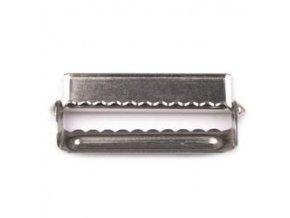 Šlová přezka š.36mm (10ks) - nikl