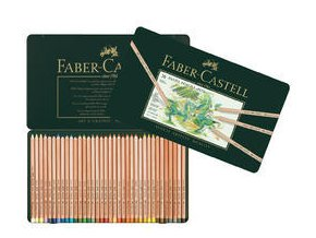 Pitt Pastell umělecká pastelka, plech.krabička 36ks