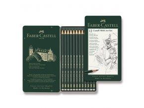 Grafitová tužka Castell 9000 Art sada