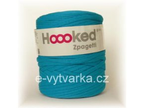 Hoooked Zpagetti - cyan (120 m)