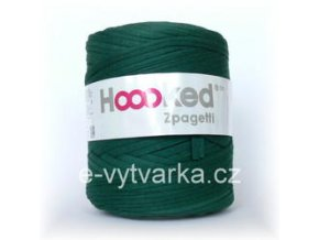 Hoooked Zpagetti - emerald green (120 m)