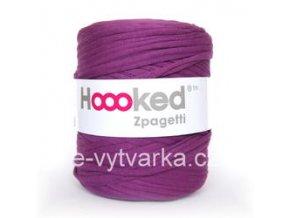 Hoooked Zpagetti - dark lila (120 m)