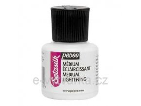 Setasilk Lightening medium pro ředění barev (45 ml)