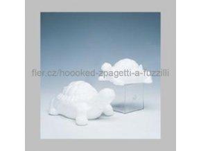 Polystyrenová želva 12 cm