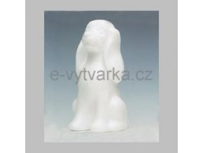 Polystyrenový pes 24 cm
