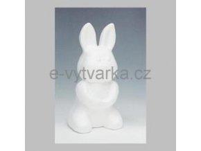 Polystyrenový zajíček 24 cm