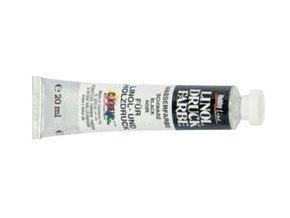 Barva na linoryt Hobby Line (20 ml) - černá