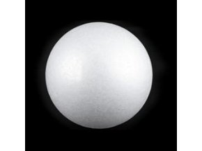 Polystyrenová koule pr. 15 cm