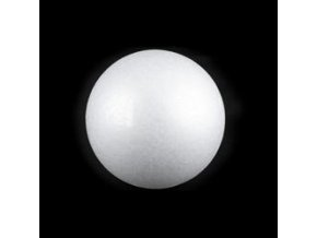 Polystyrenová koule pr.7,5 cm