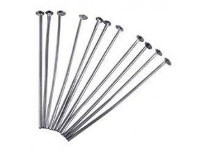 Ketlovací nýty 50 mm (50-1000ks) - antracit