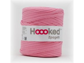 Hoooked Zpagetti - pinky pink (120 m)