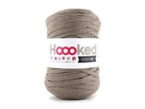 Hoooked RibbonXL - Earth Taupe (120 m)