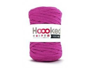 Hoooked RibbonXL - Crazy Plum (120 m)