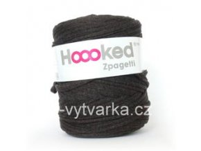 Hoooked Zpagetti - fuzzy chocolate (120 m)
