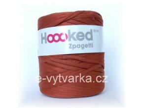 Hoooked Zpagetti - brown teracotta (120 m)