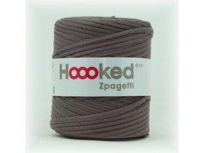 Hoooked Zpagetti - steel brown 2 (120 m)