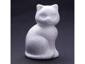 Polystyrenová kočka 14 cm