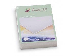 Papír na enkaustiku A6 bílý (100 listů)