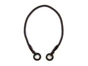 Ucho na tašku s kroužky délka 85 cm - 1kus