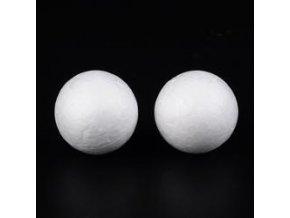 Polystyrenová koule, pr. 2,9 cm (10ks)