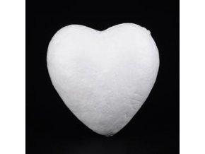 Polystyrenové srdce 6 cm