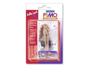 FIMO Vytlačovací formy - 3 druhy
