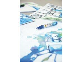 Sada vodových Aqua marker SOLO GOYA POWERPACK XXL