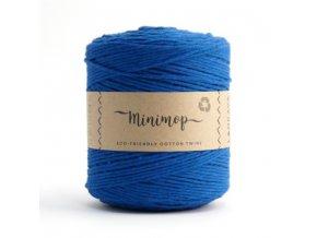 MINIMOP Macramé 2,5mm (500m) - BLUE 83