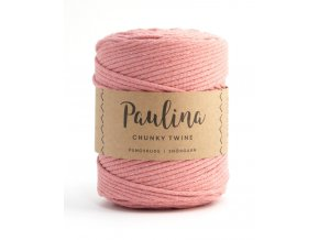 PAULINA Macramé 5mm (190m) - LIGHT OLD PINK 82