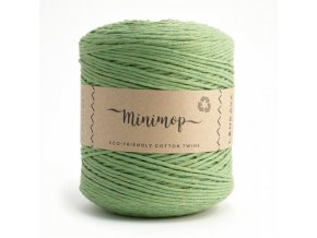 MINIMOP Macramé 2,5mm (500m) - GREEN